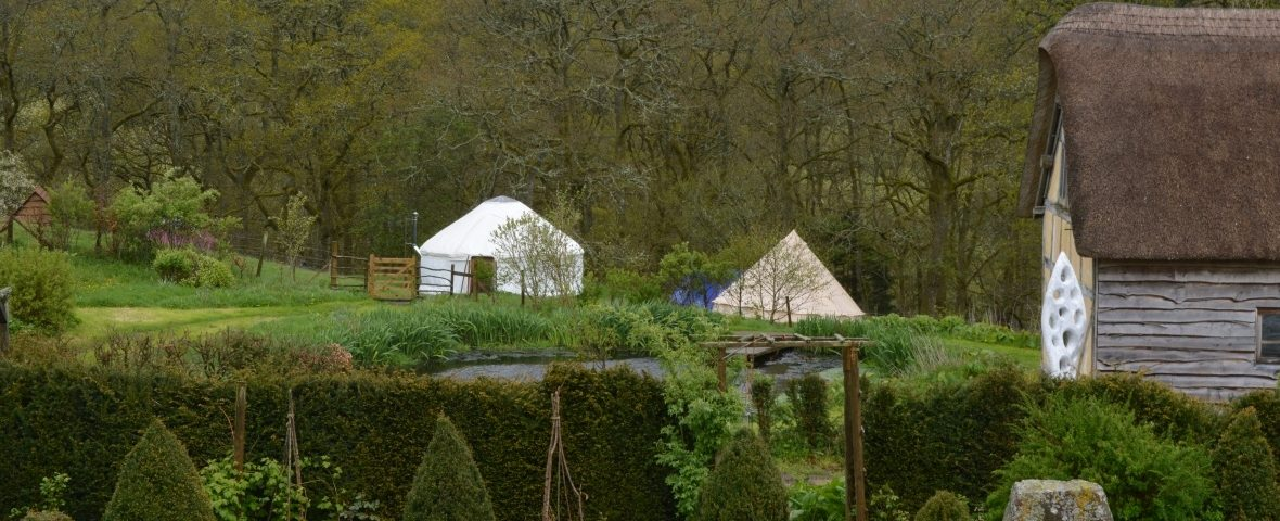 Welsh yurts crop